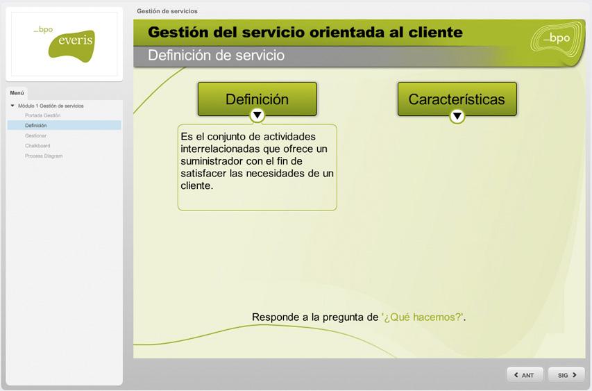 Slide e-learning (Everis)