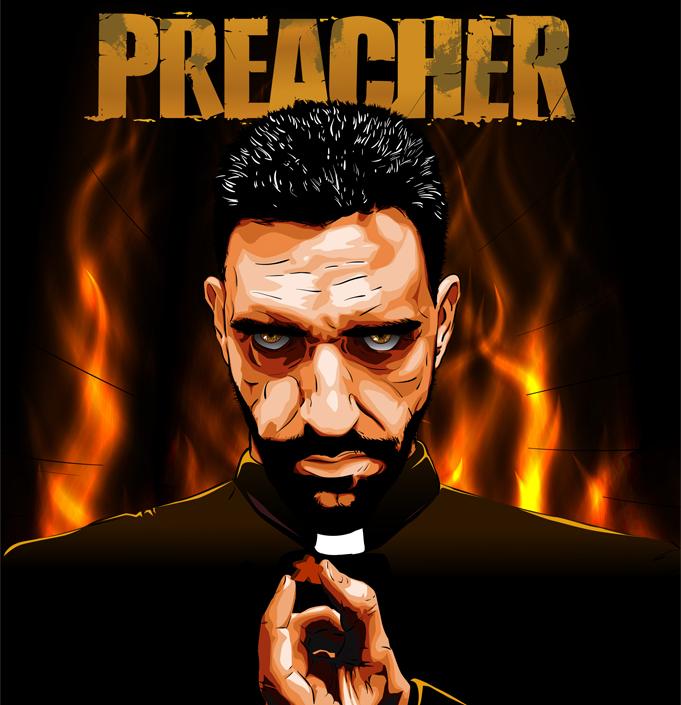 "Imagen canal de Youtube ""Preacher, desde el púlpito"""